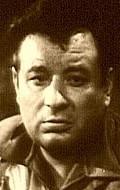 Actor Mieczyslaw Czechowicz, filmography.
