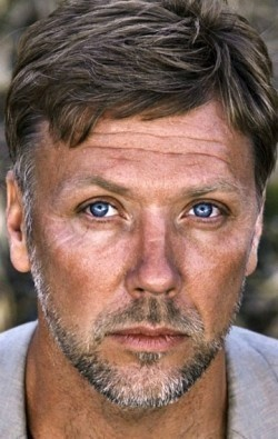 Actor Mikael Persbrandt, filmography.