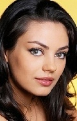 Actress, Producer Mila Kunis, filmography.