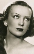 Actress Mireille Balin, filmography.