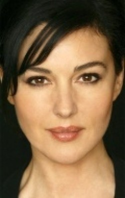 Actress Monica Bellucci, filmography.