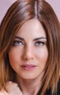 Actress Monica Godoy, filmography.