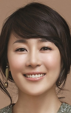 Actress Moon Jeong-hee, filmography.