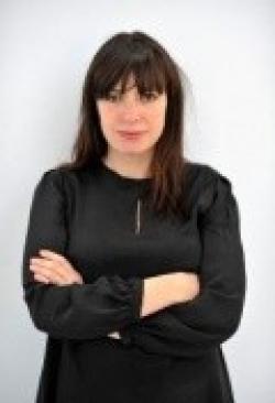 Actress Natacha Koutchoumov, filmography.