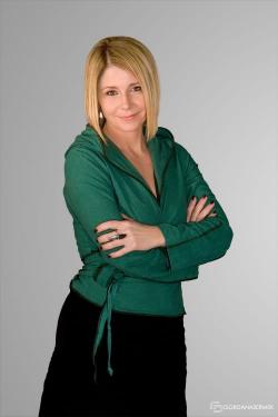Actress Natasa Dorcic, filmography.