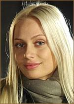 Actress Natalya Rudova, filmography.