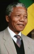 Actor Nelson Mandela, filmography.