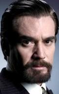 Actor Nicolas Montero, filmography.