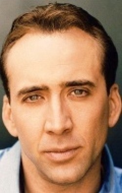Actor, Director, Producer Nicolas Cage, filmography.