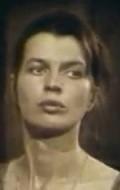 Actress Nijole Narmontaite, filmography.