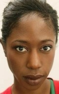 Actress Nikki Amuka-Bird, filmography.