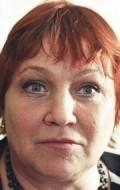 Actress Nina Ruslanova, filmography.