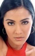 Actress Norkys Batista, filmography.