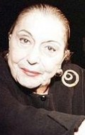 Actress Ofelia Guilmain, filmography.