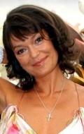 Actress Oksana Korostyshevskaya, filmography.