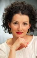 Actress, Writer Olga Pakalovic, filmography.