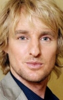 Actor, Writer, Producer Owen Wilson, filmography.