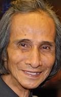 Actor Palito, filmography.