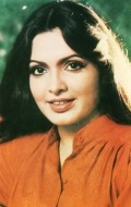 Actress Parveen Babi, filmography.