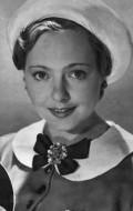 Actress Paulette Dubost, filmography.