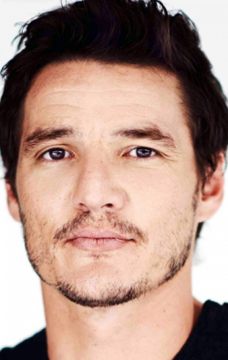 Actor Pedro Pascal, filmography.
