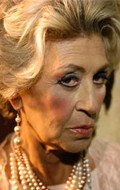 Actress Pilar Bardem, filmography.