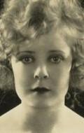 Actress Priscilla Bonner, filmography.