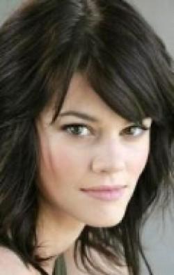 Actress Rachel Melvin, filmography.