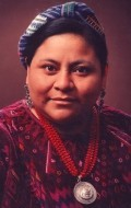 Actress Rigoberta Menchu, filmography.