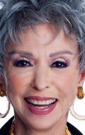 Actress Rita Moreno, filmography.