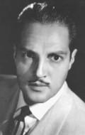 Actor Roberto Canedo, filmography.