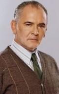 Actor Roberto Montiel, filmography.