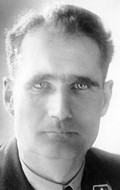 Writer Rudolf Hess, filmography.