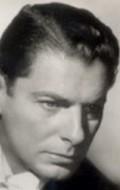 Actor Rudolf Prack, filmography.