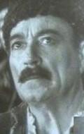 Actor Rza Afganly, filmography.