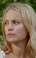 Actress Saija Lentonen, filmography.