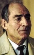 Actor Saturnino Garcia, filmography.