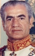 Actor Shah Mohammed Reza Pahlavi, filmography.