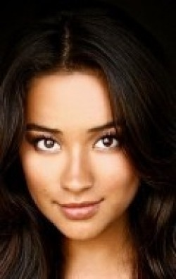 Actress Shay Mitchell, filmography.