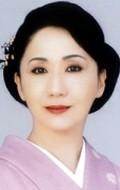 Actress Shima Iwashita, filmography.