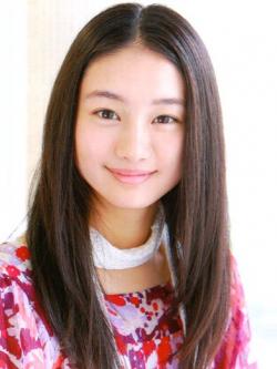 Actress Shiori Kutsuna, filmography.