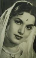 Actress Shyama, filmography.