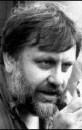Writer, Actor Slavoj Zizek, filmography.