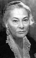 Sofiya Pilyavskaya filmography.