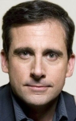 Actor, Director, Writer, Producer Steve Carell, filmography.