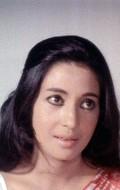 Actress Suchitra Sen, filmography.