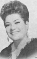 Actress Susana Cabrera, filmography.