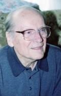 Actor Svatopluk Benes, filmography.