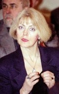 Actress Svetlana Bragarnik, filmography.