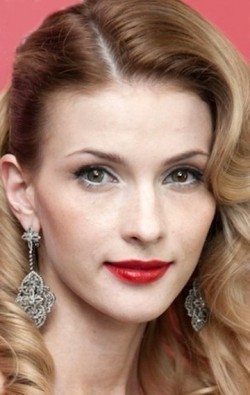 Actress, Voice Svetlana Ivanova, filmography.